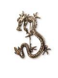 A dragon. Royalty Free Stock Image