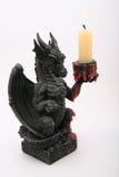 Dragon candlestick Stock Image