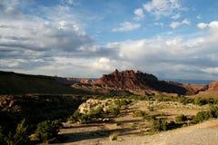 Dragon Canyon em Ut? fotos de stock royalty free