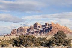 Dragon Canyon preto, Utá fotografia de stock royalty free
