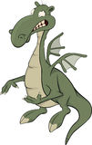 Dragon .Cartoon Stock Photo