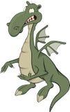 Dragon .Cartoon Stock Photo