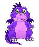 Dragon child stock illustration