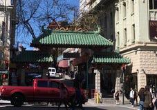 Dragon Chinatown Gate, 1 imagens de stock royalty free