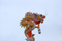 Dragon Chinese Image libre de droits