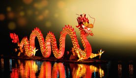 Dragon Chinese New Year Stock Photography