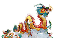 The Dragon. Royalty Free Stock Photos