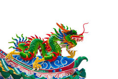 Dragon chinese style Royalty Free Stock Image