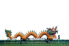 Dragon chinese style Stock Image