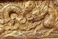 Dragon chinois. images libres de droits