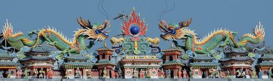 Dragon chinois Image libre de droits