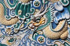 Dragon chinois Photos stock