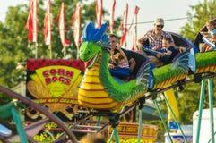 Free Dragon Coaster Stock Image - 33551281