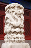Dragon Column.China Stock Photography