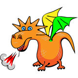 Dragon. Stock Photography