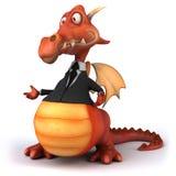 Dragon d'amusement Image stock