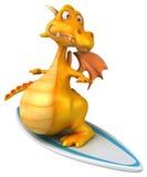 Dragon d'amusement Photographie stock