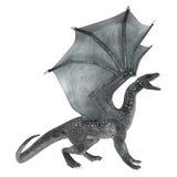Dragon d'imagination Photo libre de droits