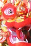 Dragon Dance Costume Immagini Stock Libere da Diritti