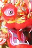 Dragon Dance Costume Royalty Free Stock Images