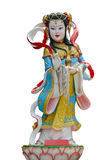 Dragon Daughter is considered acolytes of the Guanyin royalty free stock photos