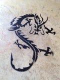 Dragon Days do verão imagem de stock