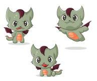 Dragon de chat Photographie stock libre de droits