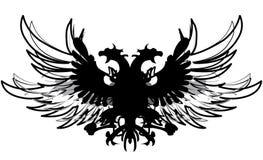 Dragon de mouche avec des ailes Image libre de droits