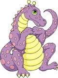 Dragon de Pâques Image libre de droits