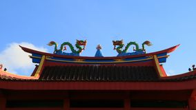 Dragon Decoration Arkivfoton