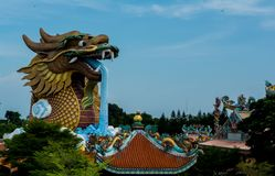 Dragon Descendants Museum fotografia de stock