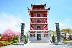 Dragon Descendants Museum, Tailandia Immagine Stock Libera da Diritti