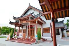 Dragon Descendants Museum, Tailandia Fotografia Stock Libera da Diritti