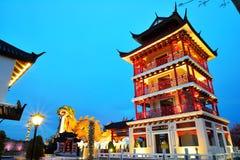 Dragon Descendants Museum, Tailandia Immagini Stock Libere da Diritti