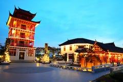 Dragon Descendants Museum, Thailand Lizenzfreie Stockfotografie