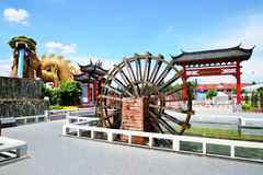 Dragon Descendants Museum,Thailand. Dragon Descendants Museum,Suphan Buri Province,thailand Stock Photos
