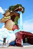 Dragon Descendants Museum,Thailand. Dragon Descendants Museum,Suphan Buri Province,thailand Stock Photography