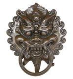 Dragon Door knob Royalty Free Stock Photos