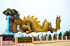 Dragon.  Stock Photography