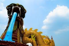 Dragon.  Royalty Free Stock Photography