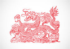 Dragon Royalty Free Stock Photography
