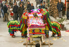 Dragon Festival imagens de stock
