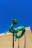 Dragon figure in Chinatown of Philadelphia PA Stock Photo