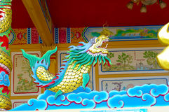 Dragon Fish Royalty Free Stock Image