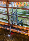 Dragon Fountain fotografia de stock royalty free