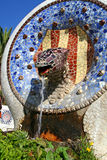 Dragon Fountain Royalty Free Stock Image
