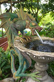 Dragon Fountain Royalty Free Stock Photography