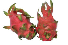 Dragon fruit. From a Thai market, Thailand Royalty Free Stock Photos