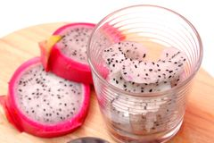 Dragon Fruit Royaltyfria Bilder