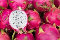 Dragon Fruit Royalty-vrije Stock Fotografie